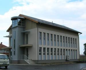 Inkubátorház - Békés