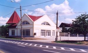 Orosháza, Suzuki autószalon