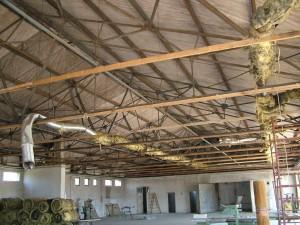 Vektor műhely tető